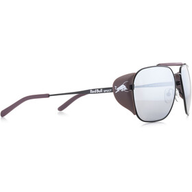 Red Bull SPECT Pikespeak Lunettes de soleil Homme, black/smoke-silver